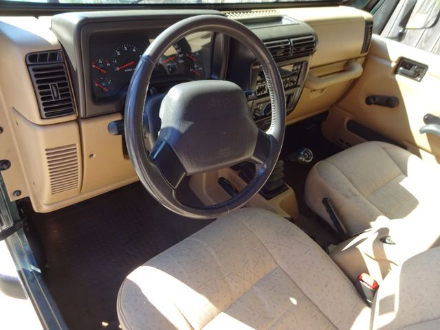 2002 Jeep Wrangler X Corpus Christi, Texas 13