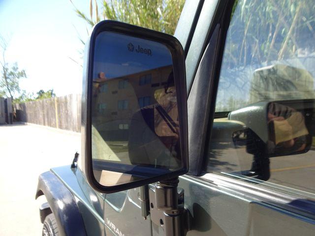 2002 Jeep Wrangler X Corpus Christi, Texas 8