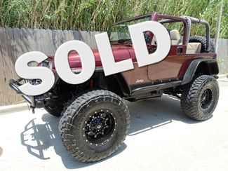 2002 Jeep Wrangler X Corpus Christi, Texas