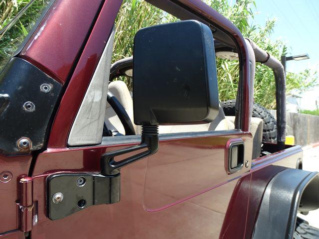 2002 Jeep Wrangler X Corpus Christi, Texas 9