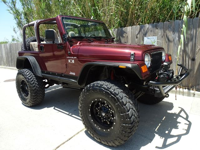 2002 Jeep Wrangler X Corpus Christi, Texas 1