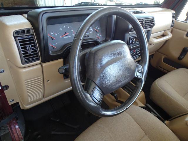 2002 Jeep Wrangler X Corpus Christi, Texas 15