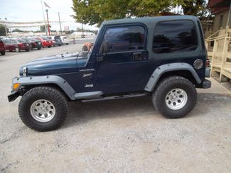 2002 Jeep Wrangler Sport | Forth Worth, TX | Cornelius Motor Sales in Forth Worth TX