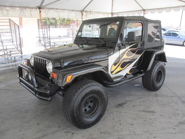 2002 Jeep Wrangler X Please call or e-mail to check availability All of our vehicles are availa