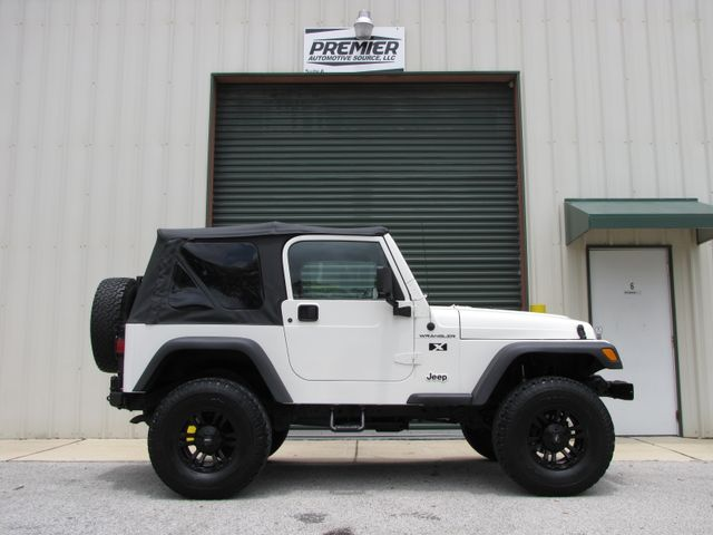 2002 Jeep Wrangler X Jacksonville , FL 8