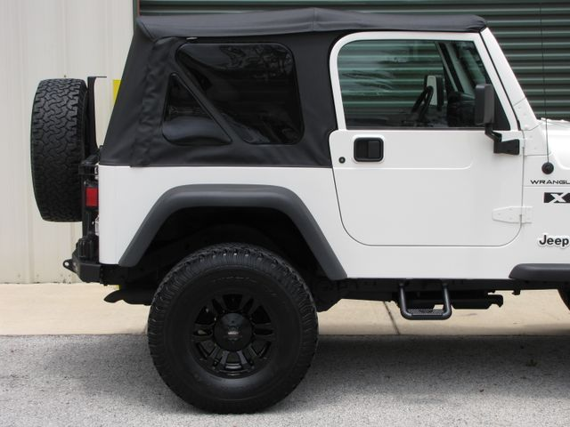 2002 Jeep Wrangler X Jacksonville , FL 9