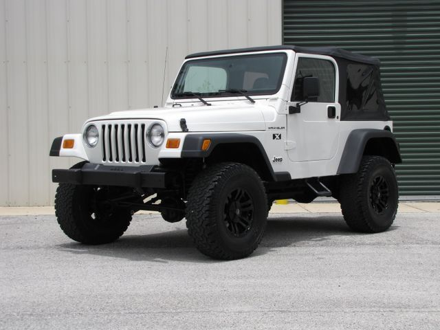 2002 Jeep Wrangler X Jacksonville , FL 36