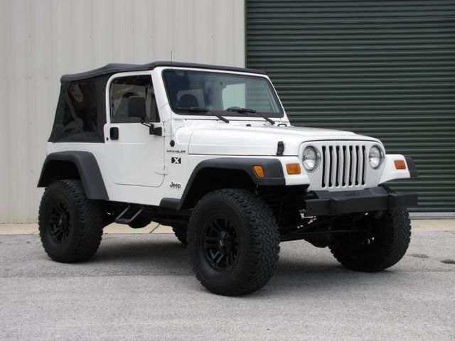 2002 Jeep Wrangler X Jacksonville , FL 38