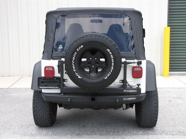 2002 Jeep Wrangler X Jacksonville , FL 17