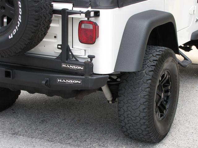 2002 Jeep Wrangler X Jacksonville , FL 21