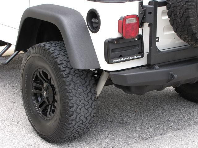 2002 Jeep Wrangler X Jacksonville , FL 20