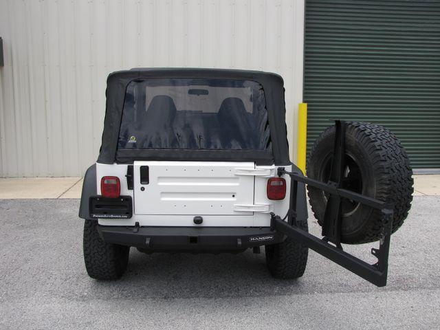 2002 Jeep Wrangler X Jacksonville , FL 23