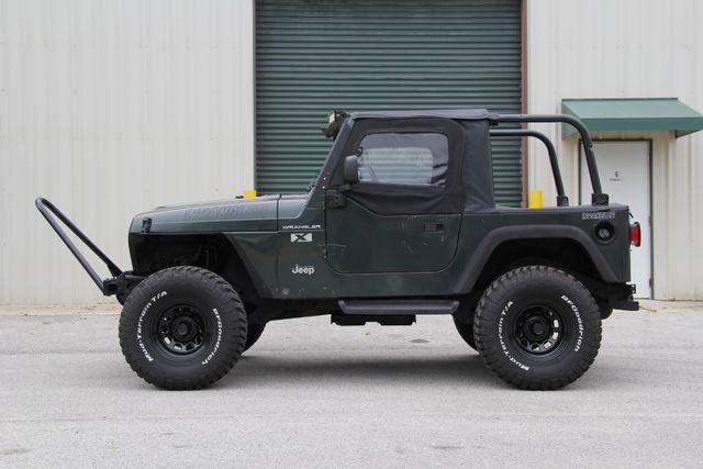 2002 Jeep Wrangler X Jacksonville , FL 5