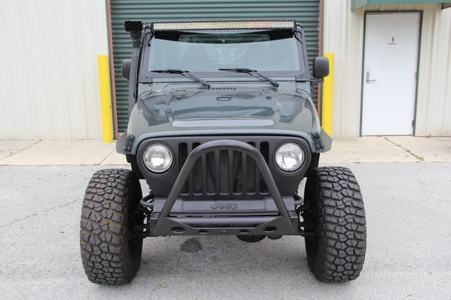 2002 Jeep Wrangler X Jacksonville , FL 7