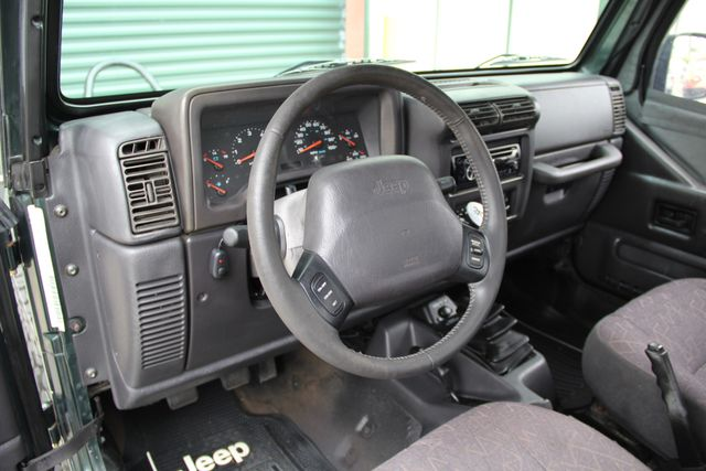2002 Jeep Wrangler X Jacksonville , FL 19