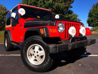 2002 Jeep Wrangler X Leesburg, Virginia