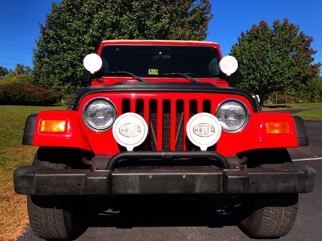 2002 Jeep Wrangler X Leesburg, Virginia 6