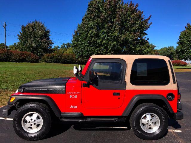 2002 Jeep Wrangler X Leesburg, Virginia 5