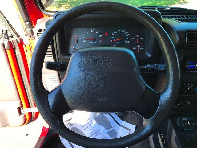 2002 Jeep Wrangler X Leesburg, Virginia 16
