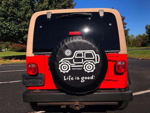 2002 Jeep Wrangler X Leesburg, Virginia 7