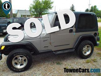 2002 Jeep Wrangler Sport | Medina, OH | Towne Auto Sales in Medina OH