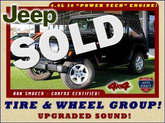2002 Jeep Wrangler Sport 4X4 -TIRE & WHEEL GROUP! Mooresville , NC