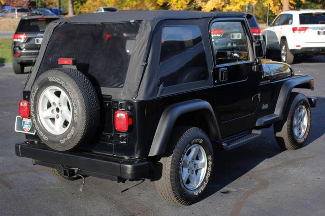2002 Jeep Wrangler Sport 4X4 -TIRE & WHEEL GROUP! Mooresville , NC 20