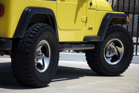 2002 Jeep Wrangler SE* Low Miles* Hard Top* Leather*** | Plano, TX | Carrick's Autos in Plano, TX