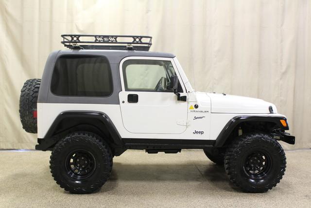 2002 Jeep Wrangler Sport Roscoe, Illinois 1