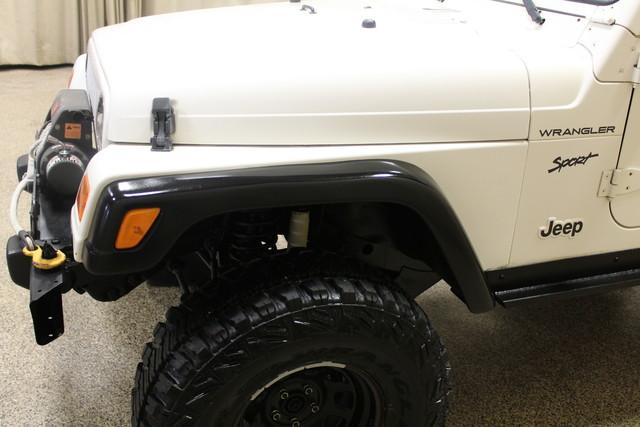 2002 Jeep Wrangler Sport Roscoe, Illinois 13