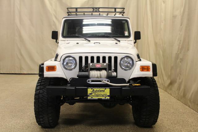 2002 Jeep Wrangler Sport Roscoe, Illinois 5