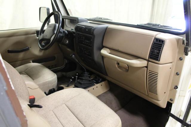 2002 Jeep Wrangler Sport Roscoe, Illinois 24