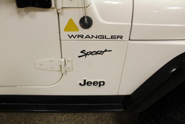 2002 Jeep Wrangler Sport Roscoe, Illinois 14