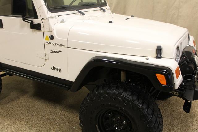 2002 Jeep Wrangler Sport Roscoe, Illinois 6