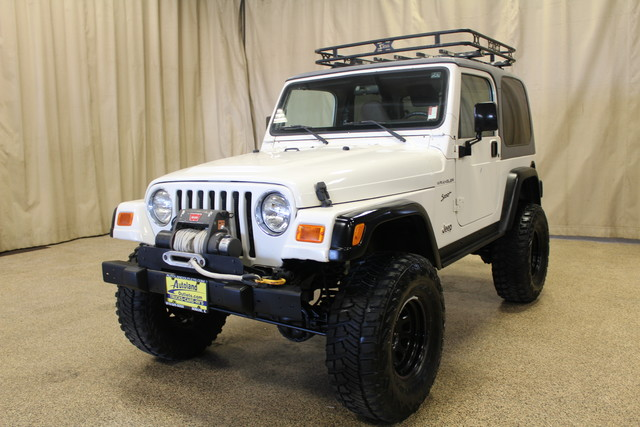 2002 Jeep Wrangler Sport Roscoe, Illinois 4