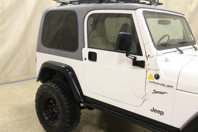 2002 Jeep Wrangler Sport Roscoe, Illinois 7