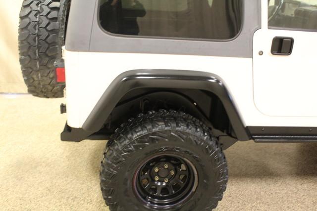 2002 Jeep Wrangler Sport Roscoe, Illinois 8