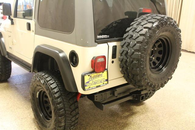 2002 Jeep Wrangler Sport Roscoe, Illinois 10