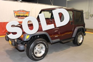 2002 Jeep Wrangler in West, Chicago,