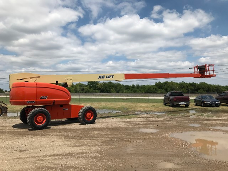 2003 Jlg 600S 4X4 DIESEL BOOM LIFT   city TX  North Texas Equipment  in Fort Worth, TX