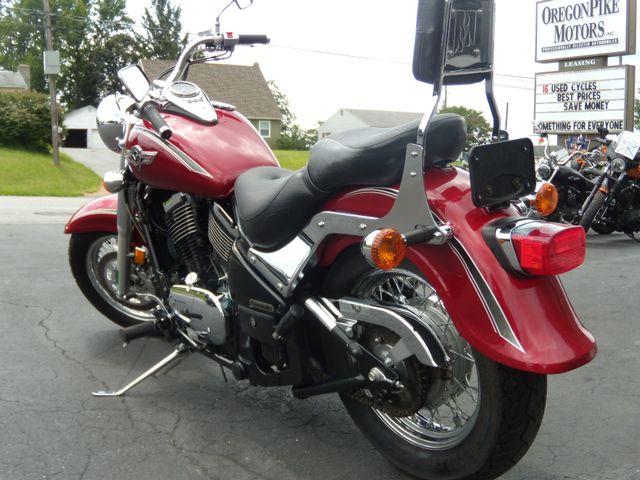 2002 Kawasaki VULCAN CLASSIC VN800-B7 Ephrata, PA 5