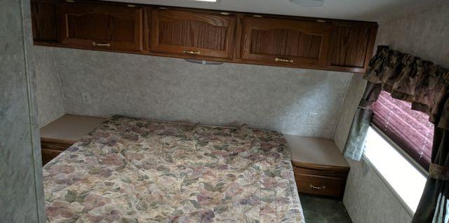 2002 Keystone Cougar 246EFS Mandan, North Dakota 17