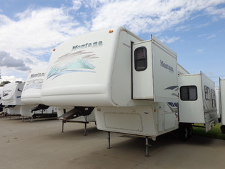 2002 Keystone Montana 2850RL Mandan, North Dakota 2