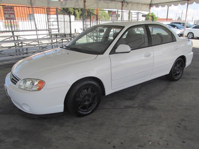 2002 Kia Spectra Base Please call or e-mail to check availability All of our vehicles are avail