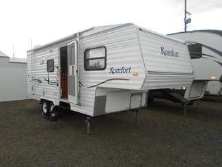 2002 Komfort 23 Salem, Oregon