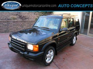 2002 Land Rover Discovery Series II SE Bridgeville, Pennsylvania 7