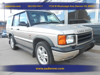2002 Land Rover Discovery Series II SE | Denver, CO | AA Automotive of Denver in Denver, Littleton, Englewood, Aurora, Lakewood, Morrison, Brighton, Fort Lupton, Longmont, Montbello, Commerece City CO