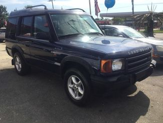 2002 Land Rover Discovery Series II SD Kenner, Louisiana 2