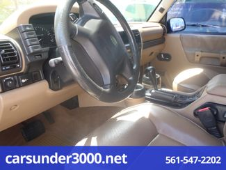 2002 Land Rover Discovery Series II SD Lake Worth , Florida 2
