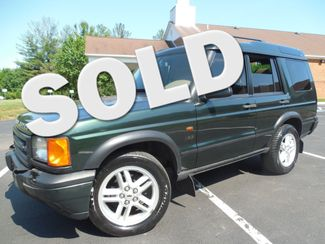 2002 Land Rover Discovery Series II SE Leesburg, Virginia